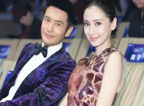 娱乐圈里最尴尬的一对夫妻,黄晓明和杨颖的路在哪里